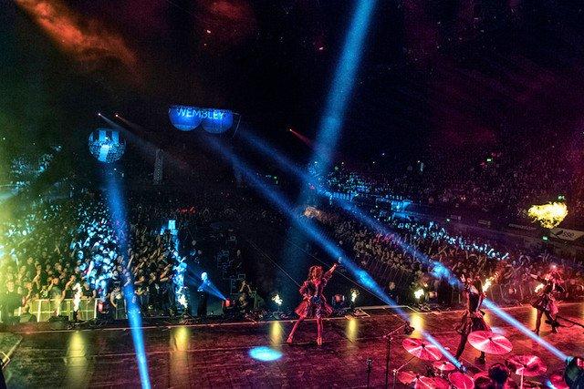 BABYMETALの日本人初ウェンブリーアリーナ公演、完全収録で映像化 https;//t.co/JotwK5Z0jr #BABYMETAL ...