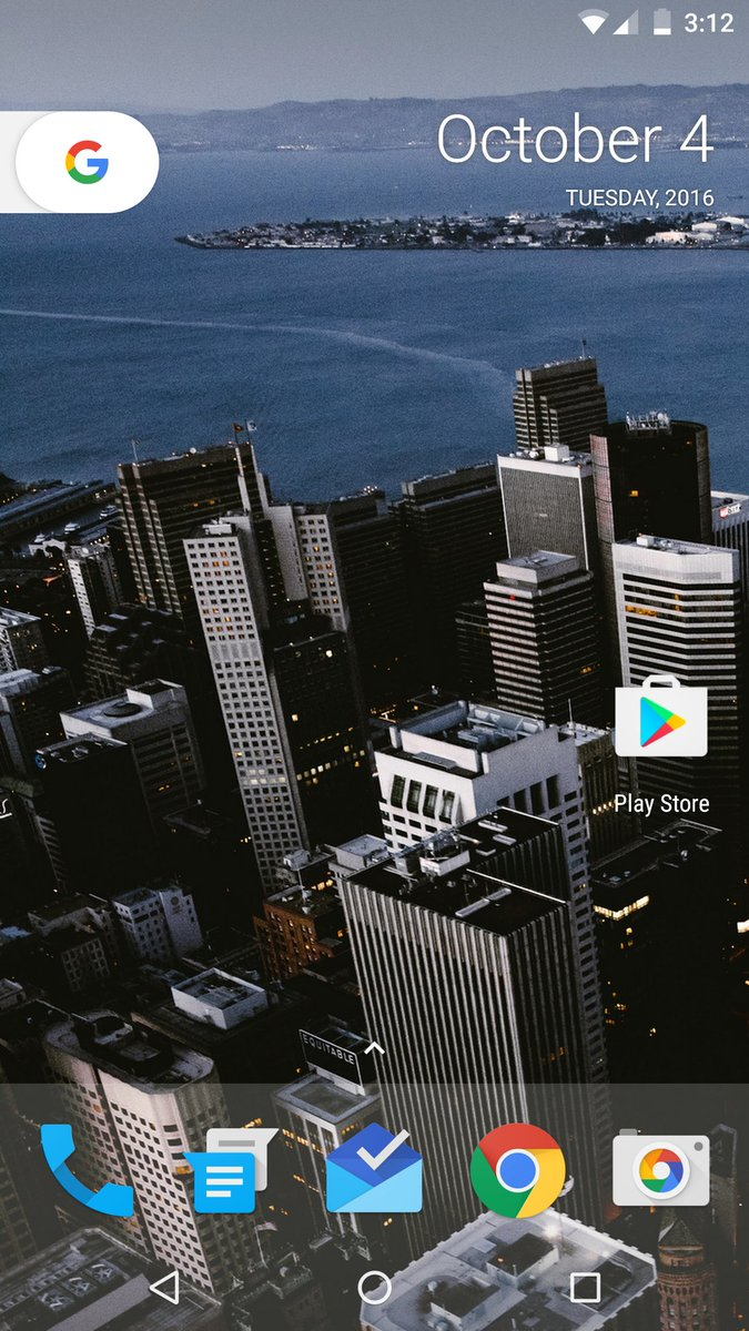 """Pixel Launcher will be Pixel exclusive for the time being""  Enter the power and openness of Android. https://t.co/g1FsZhcP7Q"