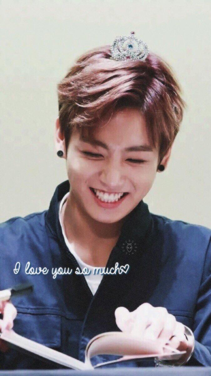 #WeLoveYouJungkook: We Love You Jungkook