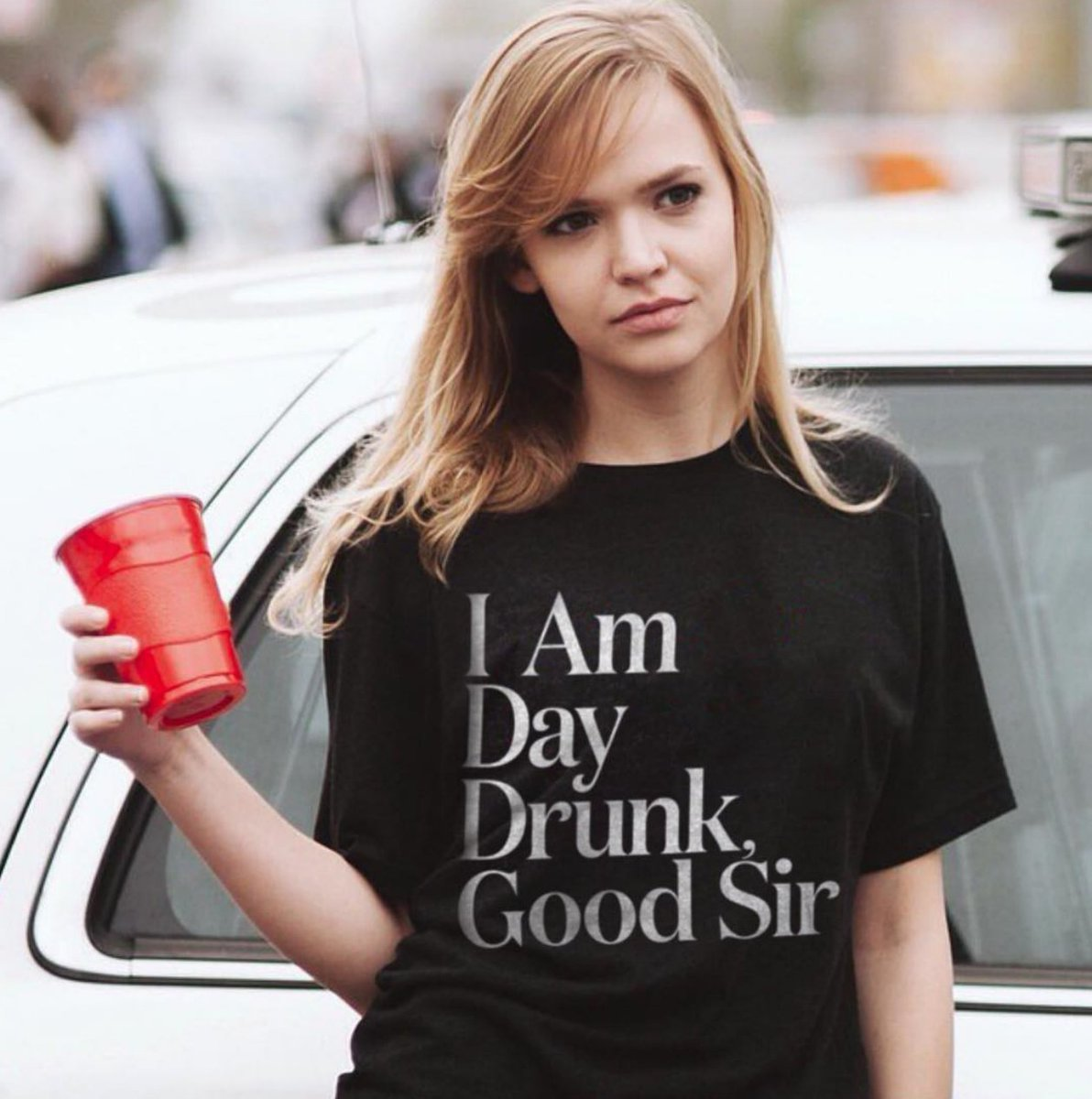 GOOD SIR! Day Drunk shirts are back in the shop – Cop one here: https://t.co/MvqSWFLJC5