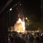 The Toomers Oaks are evidently on fire at Auburn. (Via @Drew_Whitaker) https://t.co/tUrVaE9PpW