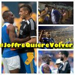 #JoffreQuiereVolver porque #UnTigreNuncaDejaSoloAOtroTigre cierto o no @joffreguerron8 ? https://t.co/fnoBpFfStK