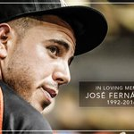 Our thoughts and prayers are with the friends and family of Jose Fernandez and the entire @Marlins organization. https://t.co/UUVi9kV7Fj