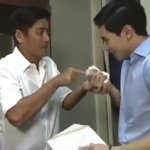 Ligaw tips and panyo from the Bossing himself! Lamyu po! 😂 #ALDUBIkawLang https://t.co/6uf7Dlg1n6