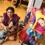 The Master Puppeteer: Bengaluru lady who owns Indias largest puppet collection https://t.co/5qRdl9Aa0w @veejaysai https://t.co/ulkrcaIwBU