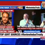 We are rich on declaration but poor on delivering, says Sushant Sareen on Indus Waters Treaty #ReviewIndusTreaty https://t.co/EFEsufImnG