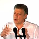 """📺 @JuanManSantos: """"Hay una guerra menos en el mundo: la de Colombia"""" #PazenColombia https://t.co/CjVe9IU1LB https://t.co/iVfTltIEKH"""
