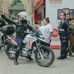 Señora Matthei, decir que en Providencia no hay motos de seguridad es simplemente reconocer que no conoce la comuna. https://t.co/tbZsDz4mJO
