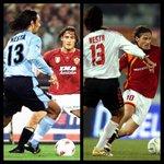 Buon compleanno Francesco! Grande avversario di mille battaglie... #Totti40 @OfficialASRoma #happybirthday #Totti https://t.co/jywB1Kjw4q