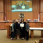 City of Temecula honors Temecula Dollars for Scholars with a Certificate of Recognition https://t.co/c32dP1a3Vx