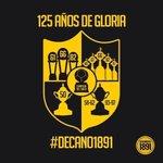 Feliz Aniversario a todos los que sentimos este amor,pasión y respecto por Peñarol !! https://t.co/uyy6OE7uFO