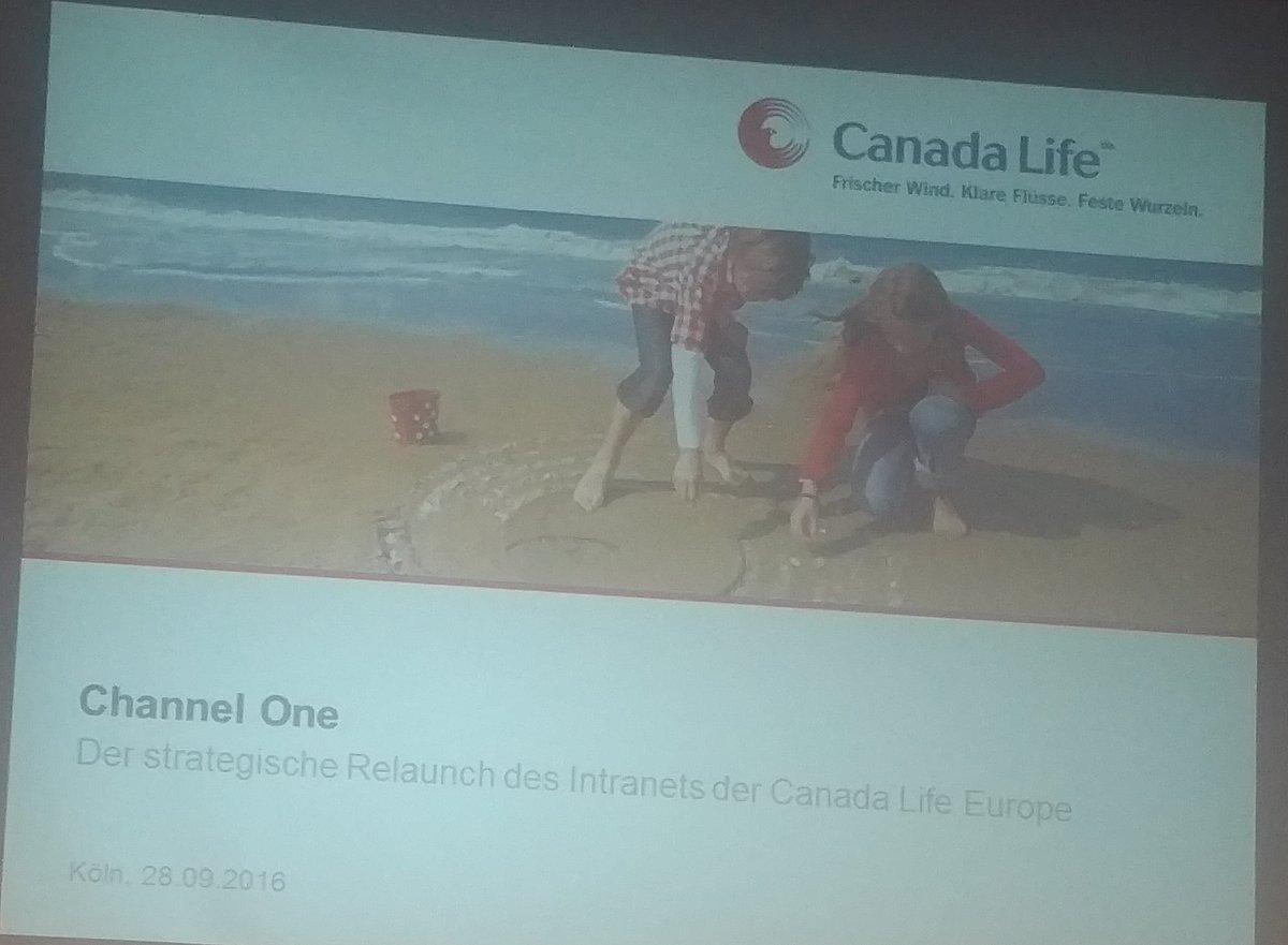 Julian Bahrs (@bahrsys): Canada Life stellt die Str ...