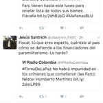 #VotoNOyCorrijoAcuerdos si eso le contesta Santrich hoy al fiscal, como será cuando esté en el Poder https://t.co/NbLhfAtOY6