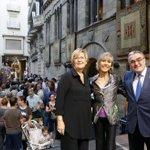 Mari Pau Huguet defensa en el pregó de Festa Major l«orgull lleidatà» https://t.co/WN4JpGoaxK https://t.co/y0bLvDEQjW
