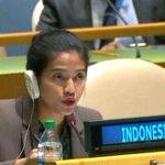 Menlu: Nara Rakhmatia Bicara Atas Nama Indonesia https://t.co/kJsGBul0yU https://t.co/NPlKuViQUf
