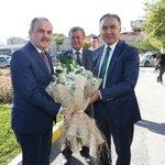 Denizli Valimiz Sayın Dr. Ahmet Altıparmaka nazik ziyaretleri için teşekkür ediyorum. https://t.co/fP1yqc1KRY
