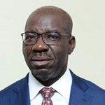 Congratulations to our great man-Gov Godwin Obaseki. @Ayourb @GO4Edo2016 @APCNigeria @jag_bros Edo will be great https://t.co/LnmpsDEc06