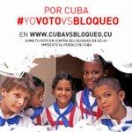 El bloqueo constituye el mayor obstáculo para el desarrollo del pueblo de #Cuba #CubaVsBloqueo https://t.co/9ccgIgyYOl