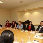 Sostuvimos una productiva reunión de trabajo con el Sen. @IsaiasSiCumple y mis compañeras de @AvanzamosCROC. https://t.co/RypSQrOcdp