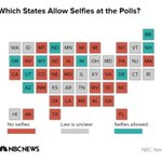 Is it legal to take a selfie in the voting booth in your state? https://t.co/96HvbYQYGM https://t.co/UVcMqhINp8
