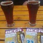 @Tap_Trail stop #3 We are breaking in the new map with @BoundaryBay scotch ale #thebest #beer #bellingham https://t.co/tm7AR8CuAf