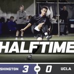 Its halftime at Drake Stadium and the Dawgs are up, 3-0! #NewHeights https://t.co/nYiiZcBz9y