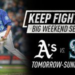 Tomorrow, we do it all over again. Three games left—lets pack Safeco Field. https://t.co/KUYpJIcxEC #KeepFighting https://t.co/EmAo7t74JM