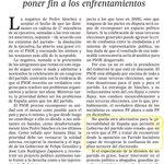 Queda clara la intencionalidad del golpe en Ferraz, por si no lo estaba, con este párrafo del editorial de El País. https://t.co/kGKWeZOVRU