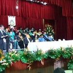 Inicia acto de toma de posesión del rector de la Universidad de Panamá, Eduardo Flores Castro https://t.co/I6e109Z42t