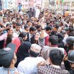 (30/09/16) #Lyari with @AseefaBZ 😍 https://t.co/VUowc8B943