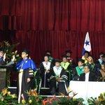 Toma de posesión del nuevo rector @eflorescastro de la @UniversidadUP15 https://t.co/4e42jZRtUd