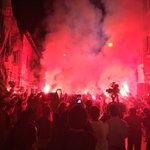 Bursasaspor taraftarı Down sendromlu Turhan Dursun için geleneksel doğumgünü kutlaması. (TDW) https://t.co/sCF3TnApI3