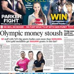 Inside the Weekend Herald: Olympians are being treated like 'second class citizens' and the hidden harms of coffee https://t.co/YW0aitdKsT