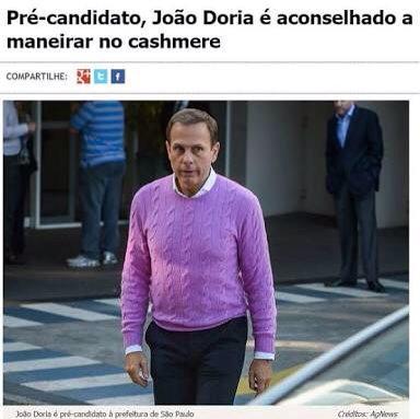 Vitória de Doria