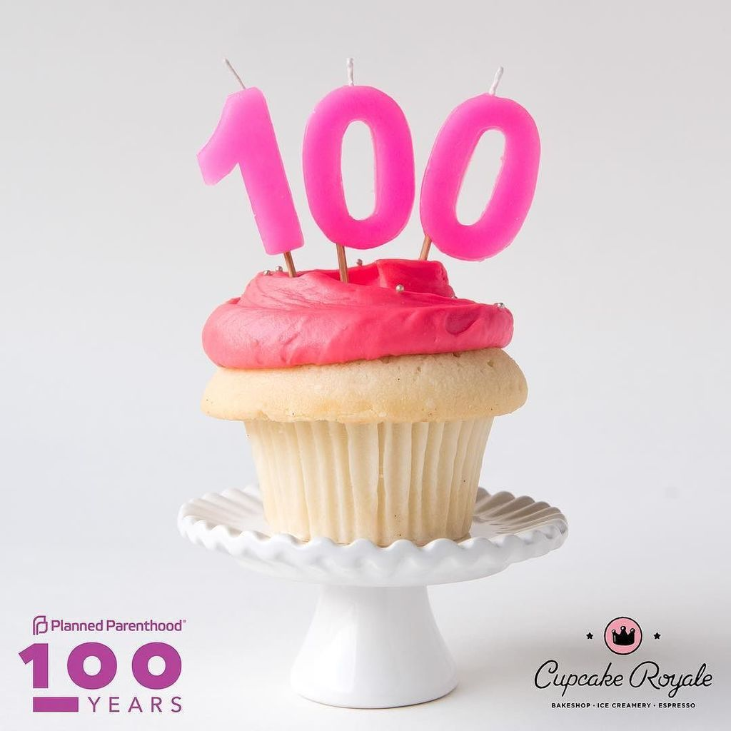Happy 100th, Planned Parenthood!! #100yearsstrong We've got special Planned Parenthood cup… https://t.co/Fl4vM5KCDN https://t.co/irUNqs4eGP