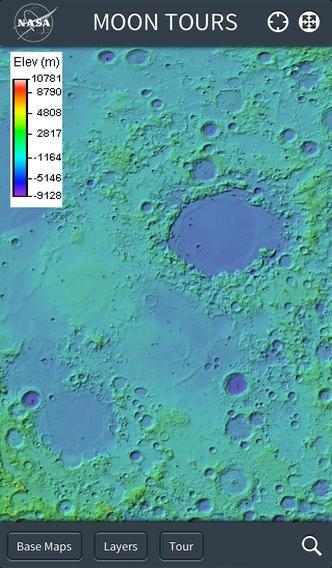 Tour the moon…from your phone! The Moon Tour app lets you explore the surface: https://t.co/u9UQ47ez0H https://t.co/YHzv4RQfSC