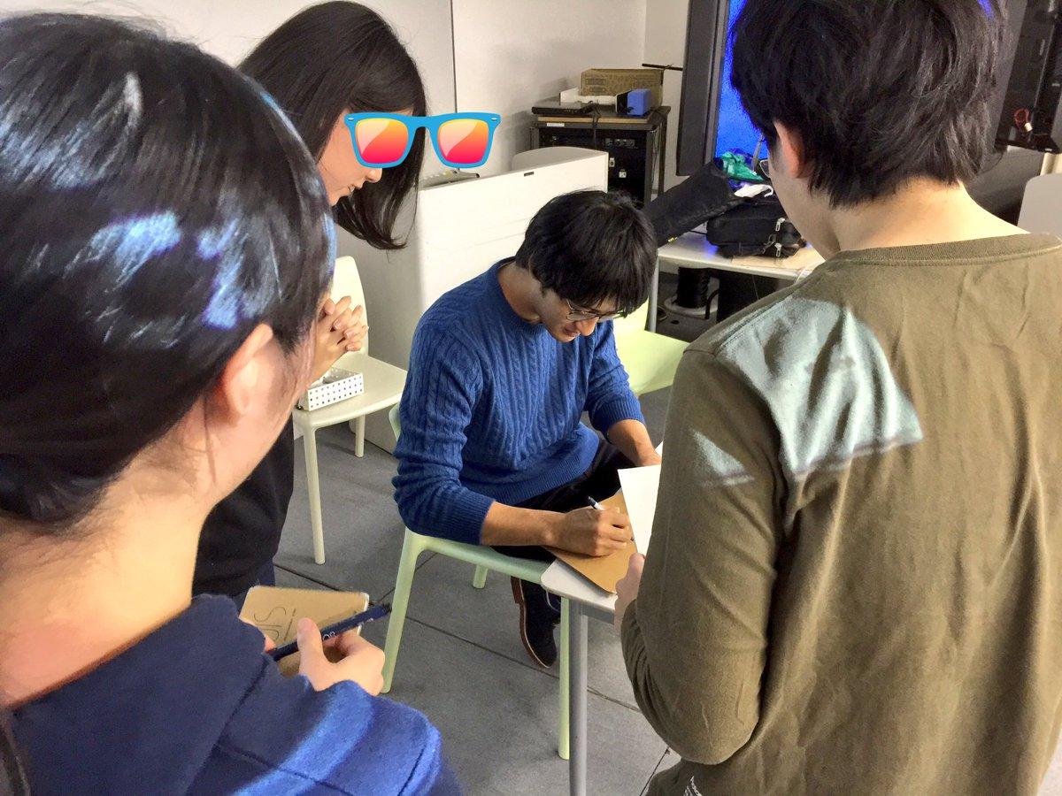 本日は『モブサイコ100』『デス・パレード』等を手掛けたアニメ監督、立川譲さんをお招きして、特別講義を行いました!お陰様