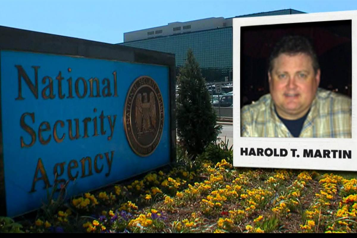 Names of covert agents among docs stolen from NSA, feds say