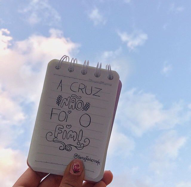 #ACruzMeLibertou: A Cruz Me Libertou