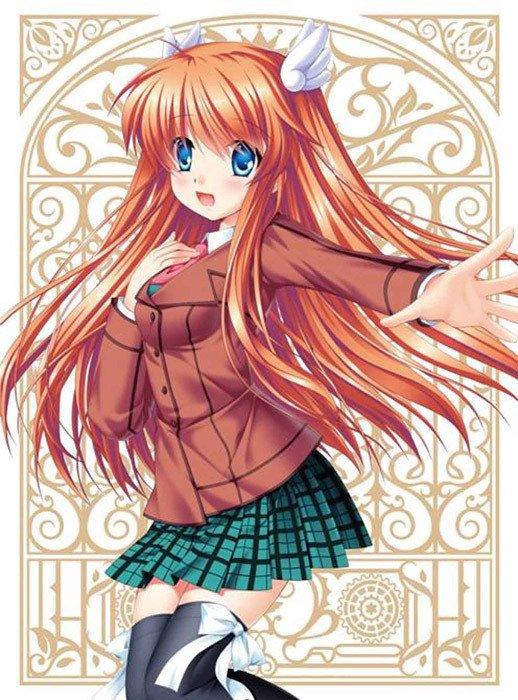 『Rewrite』BD&DVD第三巻ジャケットが公開☆完全生産限定版特典には設定資料集が同梱!げっちゅなら1-7