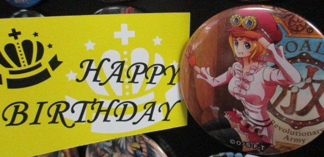 【店内紹介】☆Happy Birthday☆本日、10月25日は「コアラ」の誕生日!!#麦わらストア #ONEPIECE
