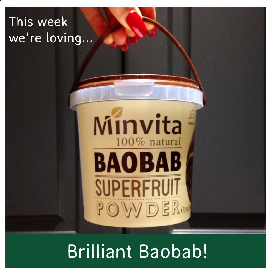 We're loving brilliant baobab from @MinvitaUK! Find out more about the superfruit here: https://t.co/AS6ylxHuq4 https://t.co/hLuQ9RWi9M