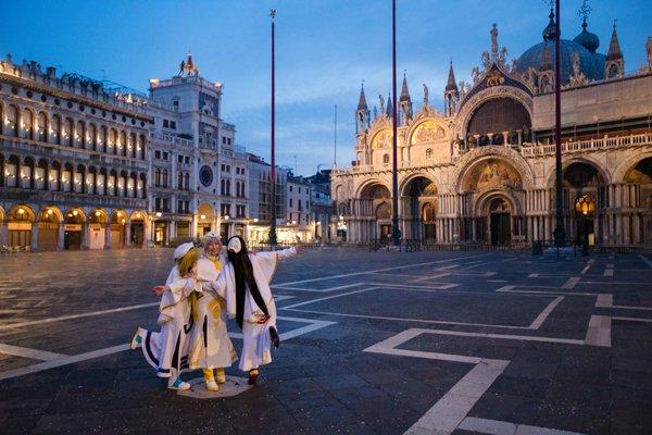 「ARIA Venezia photo book ACQUA」landscape&Cosplay I can ship