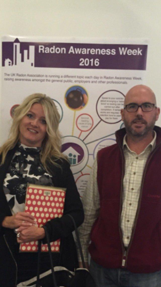 A great day was had by all @RadonRPUK yesterday at Public Health England Radon Forum, #radonforum #radonawarenessweek #radongas https://t.co/eUdbdwJXgw
