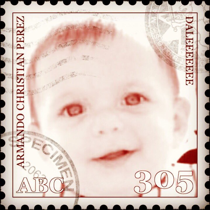 #TBT little Chico, could you imagine? #Stamp #Postcard #baby #Daleee https://t.co/ZmNtDKIe1K
