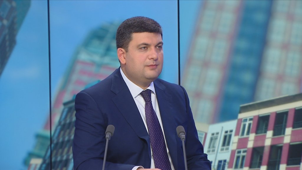 TALKING EUROPE - 'Crimea will be Ukrainian again', Ukraine PM says