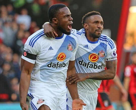 Buzzin to get our first win of the season and one step closer to 150 @premierleague goals.   Ha'way the Lads!! #SAFC https://t.co/ROEHmlDgbl
