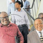 At last, Lissu appears before Dar magistrate