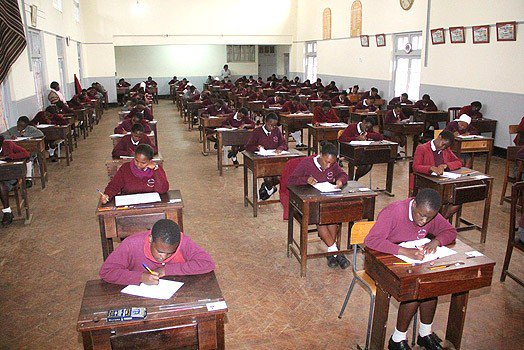 KCSE exam disrupted after gunmen shoot inside school