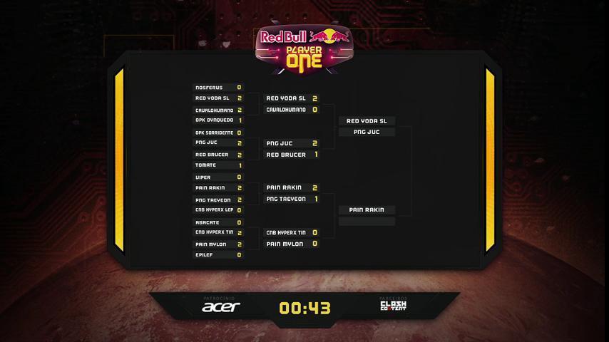 #RedBullPlayerOne: Red Bull Player One